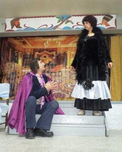 """сцена от """"Благородният испанец"""" на Съмърсет Моам"""