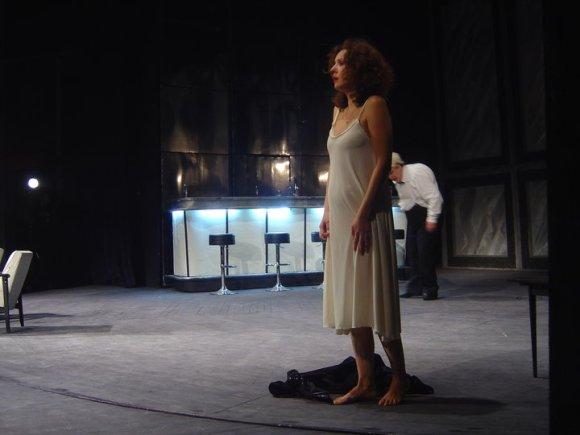 Яница Нешева в ролята на Джилда