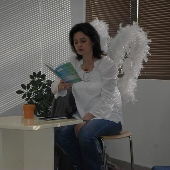 Мария с крила